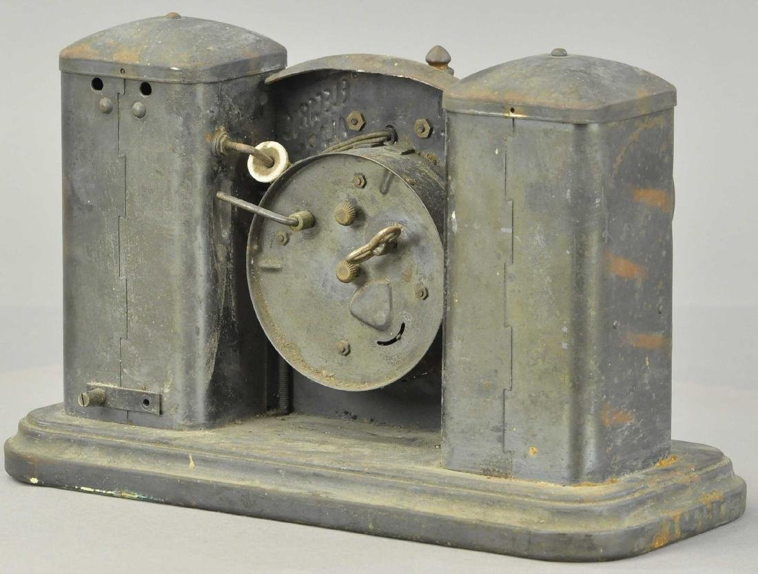 CLOCK FACE AND ELECTRIC ALARM STILL BANK - 3
