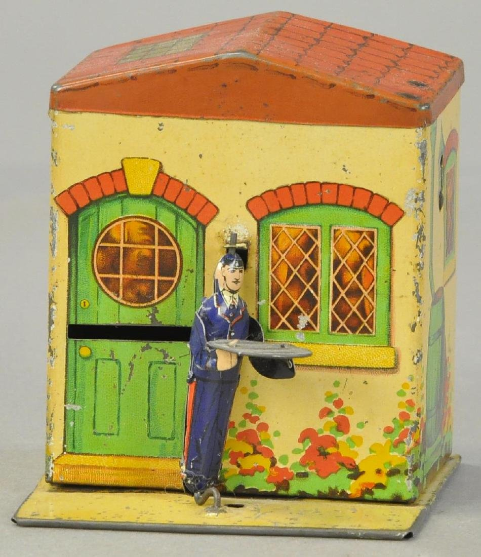 GRAY DUNNS BURNETT POSTMAN BISCUIT BANK