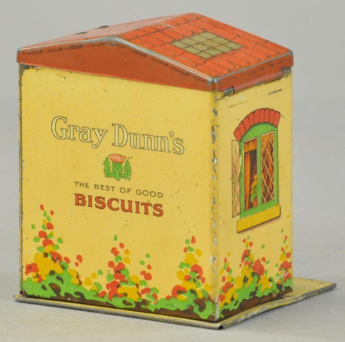 GRAY DUNNS BURNETT POSTMAN BISCUIT BANK - 3