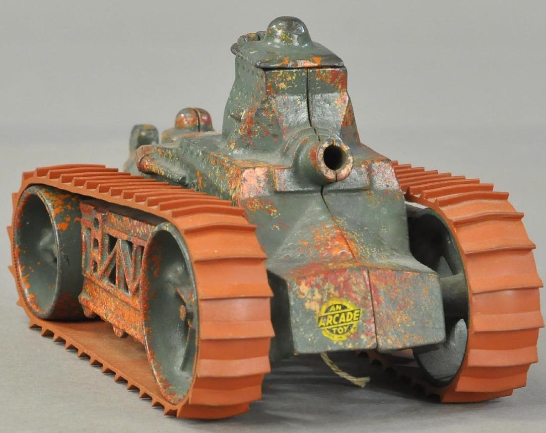 ARCADE CRAWLING ARMY TANK - 2
