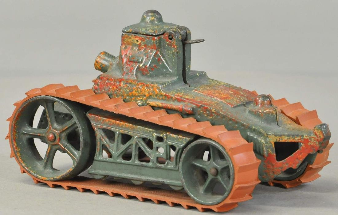 ARCADE CRAWLING ARMY TANK - 3