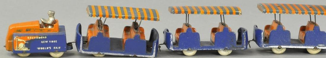 ARCADE WORLD'S FAIR TRAM SHUTTLE - 2
