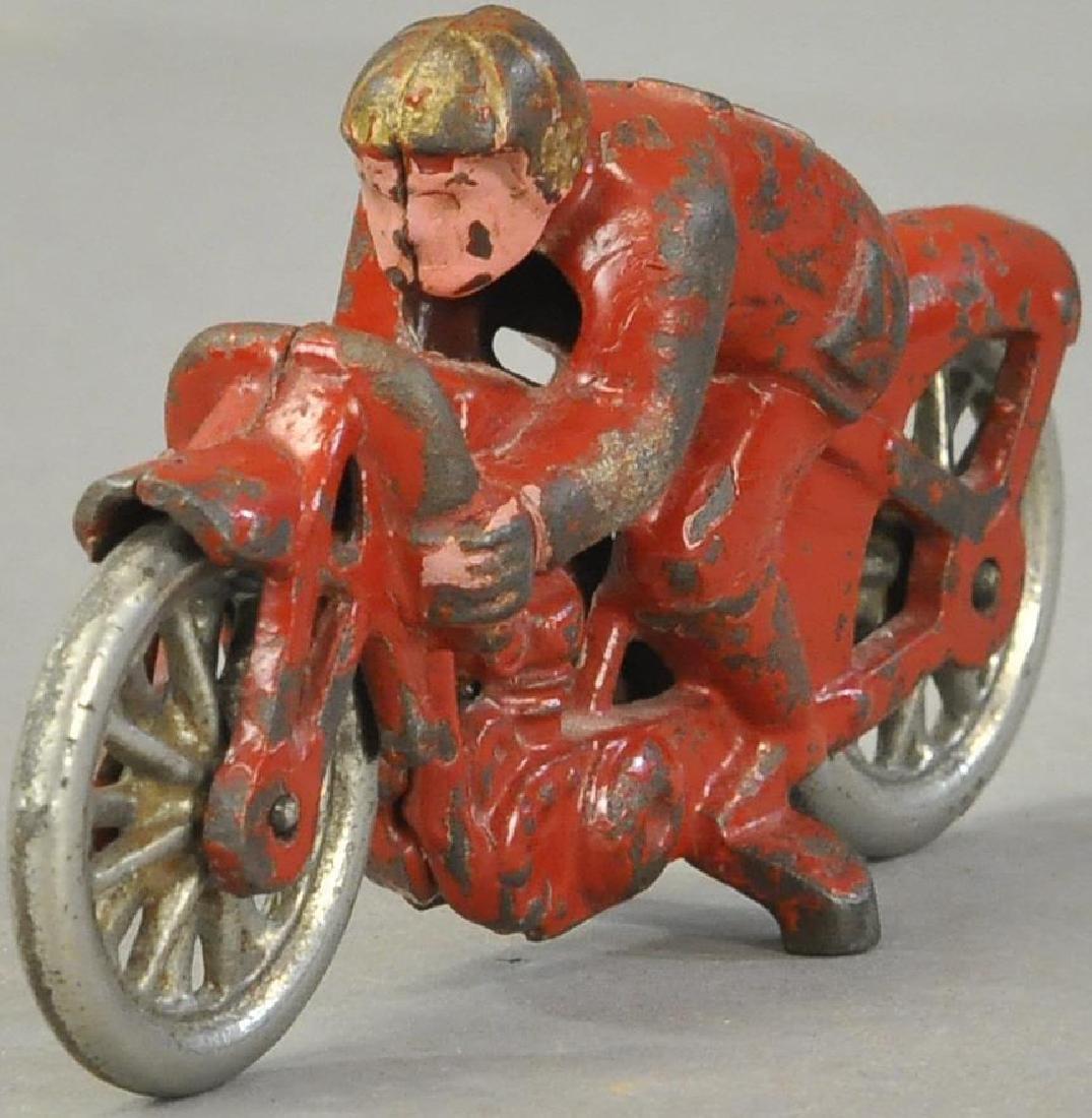 HUBLEY PEA SHOOTER RACER MOTORCYCLE - 2