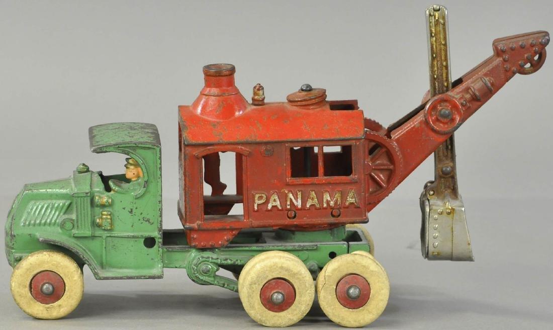HUBLEY PANAMA DIGGER - 2
