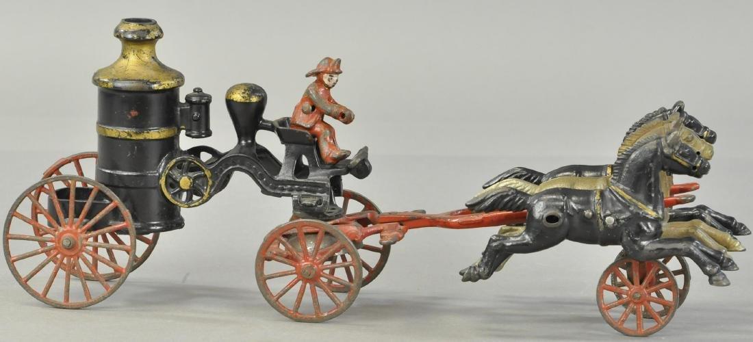 HUBLEY HORSE DRAWN FIRE PUMPER