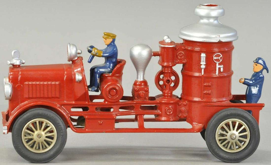 LARGE HUBLEY FIRE PUMPER