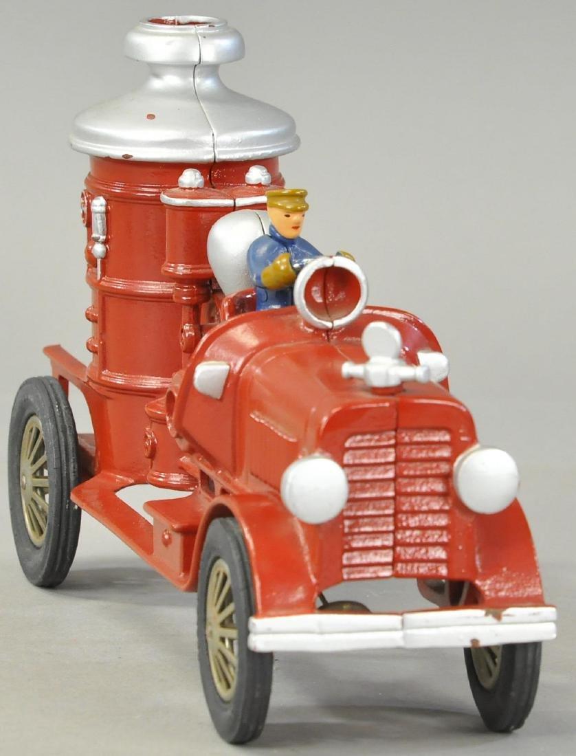 LARGE HUBLEY FIRE PUMPER - 2