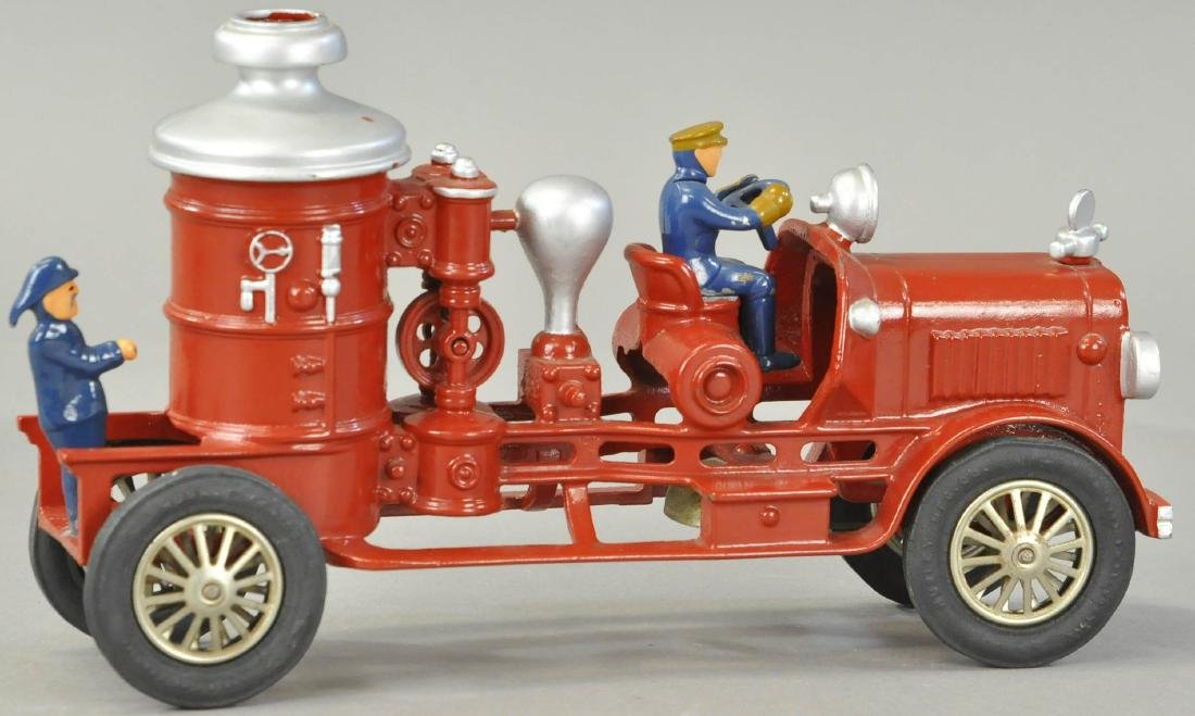 LARGE HUBLEY FIRE PUMPER - 3