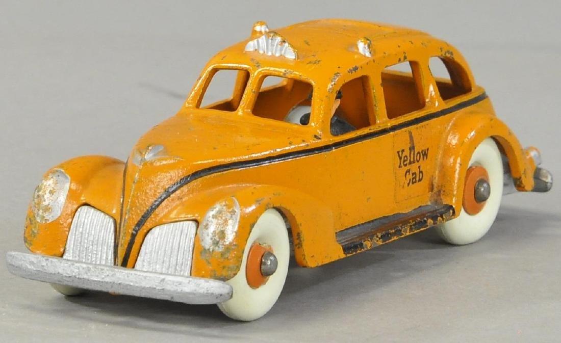 HUBLEY YELLOW CAB