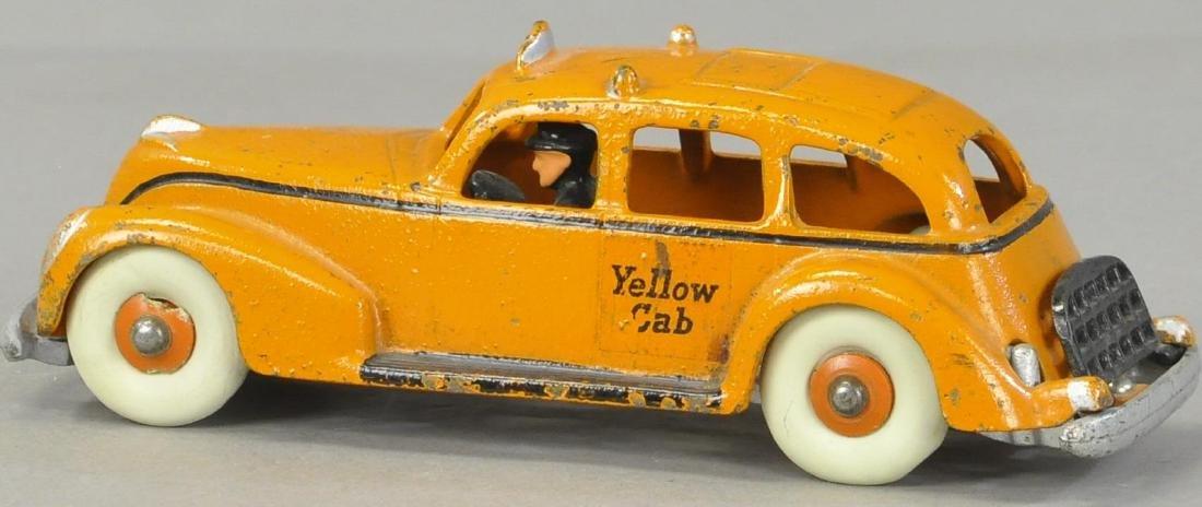 HUBLEY YELLOW CAB - 2