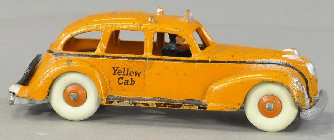 HUBLEY YELLOW CAB - 3