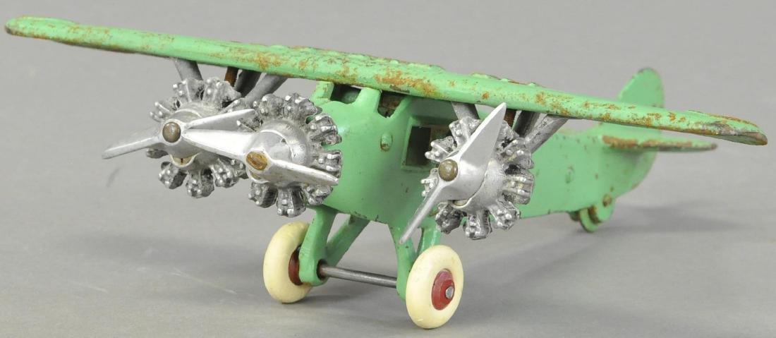DENT AIR EXPRESS TRI-MOTOR AIRPLANE