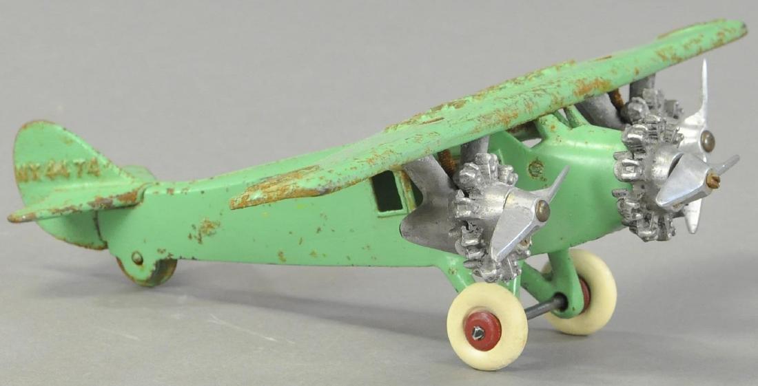 DENT AIR EXPRESS TRI-MOTOR AIRPLANE - 2