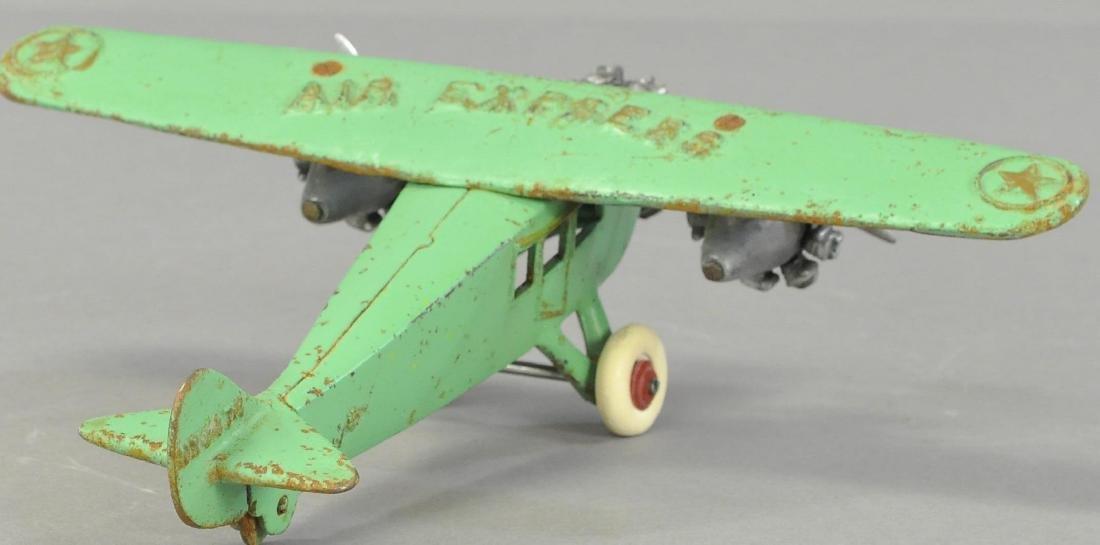 DENT AIR EXPRESS TRI-MOTOR AIRPLANE - 3