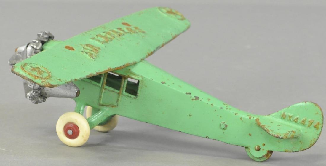 DENT AIR EXPRESS TRI-MOTOR AIRPLANE - 4