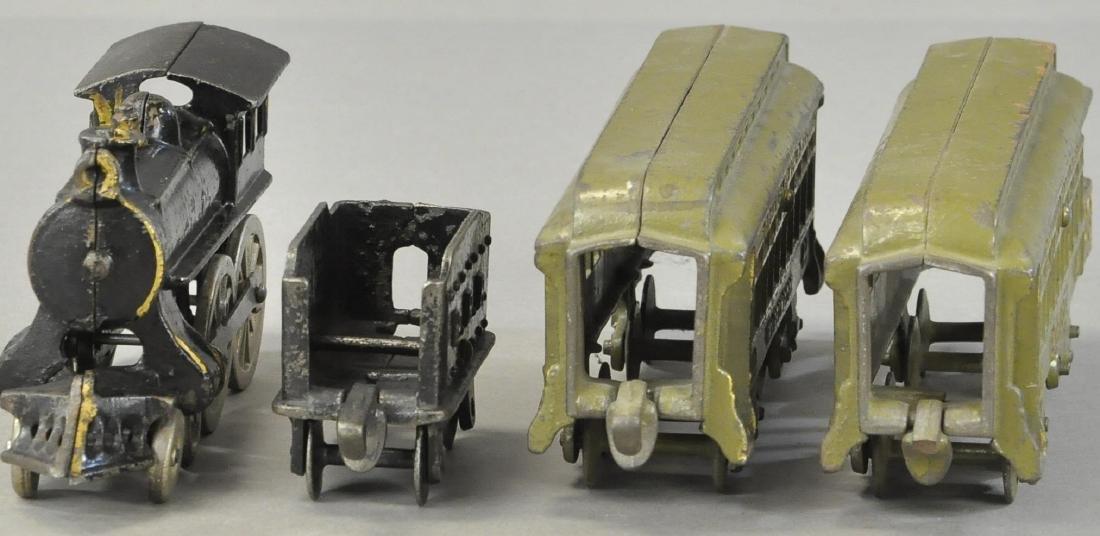 HUBLEY PASSENGER FLOOR TRAIN - 3