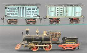 MARKLIN SOUTHERN PACIFIC RAILROAD FREIGHT SET