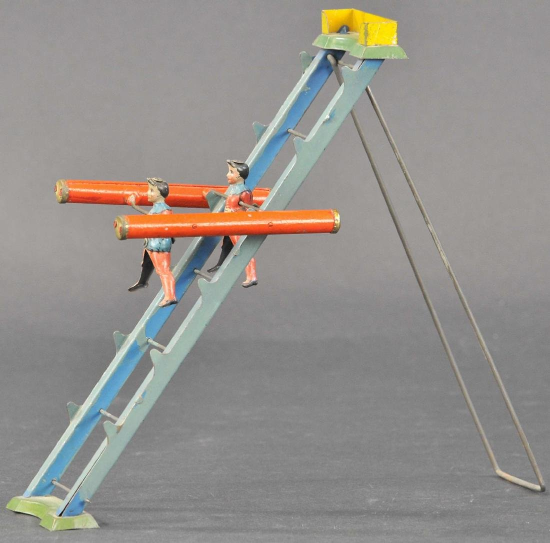 ACROBATS ON A LADDER GRAVITY TOY - 2