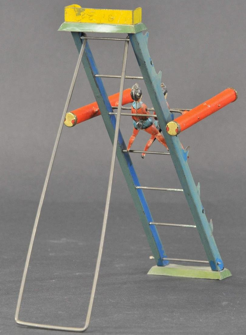 ACROBATS ON A LADDER GRAVITY TOY - 3