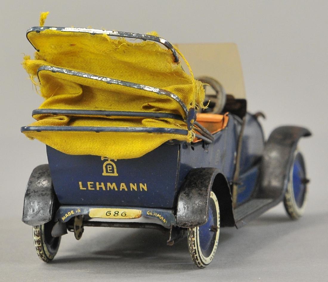 LEHMANN BEROLINA - UNKNOWN BLUE VERSION - 4