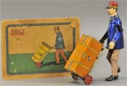LEHMANN ADAM THE PORTER WITH BOX LID
