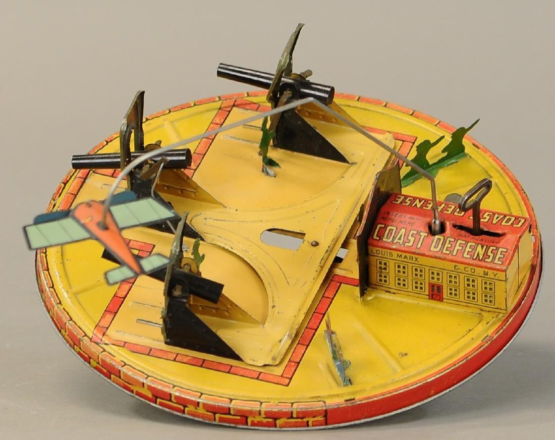 MARX COAST DEFENSE - AIRPLANE VERSION - 2