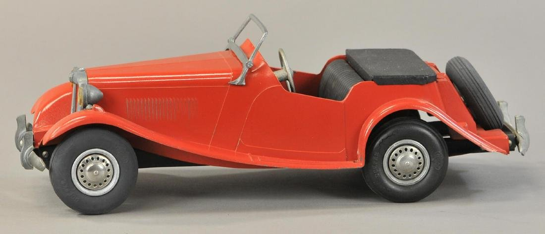 DOEPKE MG CONVERTIBLE ROADSTER - 3