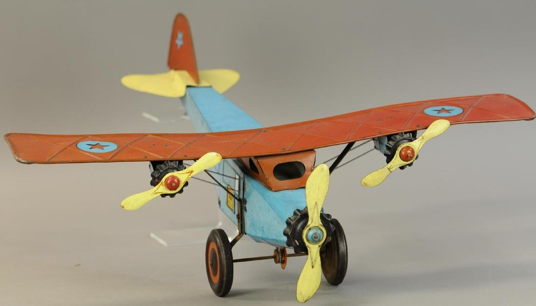 SCHIEBLE TRI-MOTOR AIRPLANE