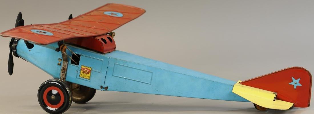 SCHIEBLE TRI-MOTOR AIRPLANE - 2