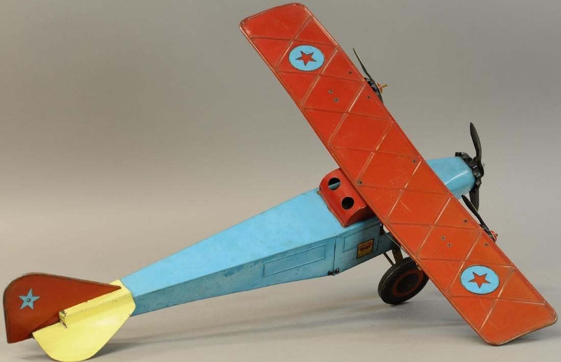 SCHIEBLE TRI-MOTOR AIRPLANE - 3