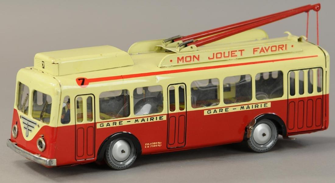 FRENCH BUS MON JOUET FAVORI - 2
