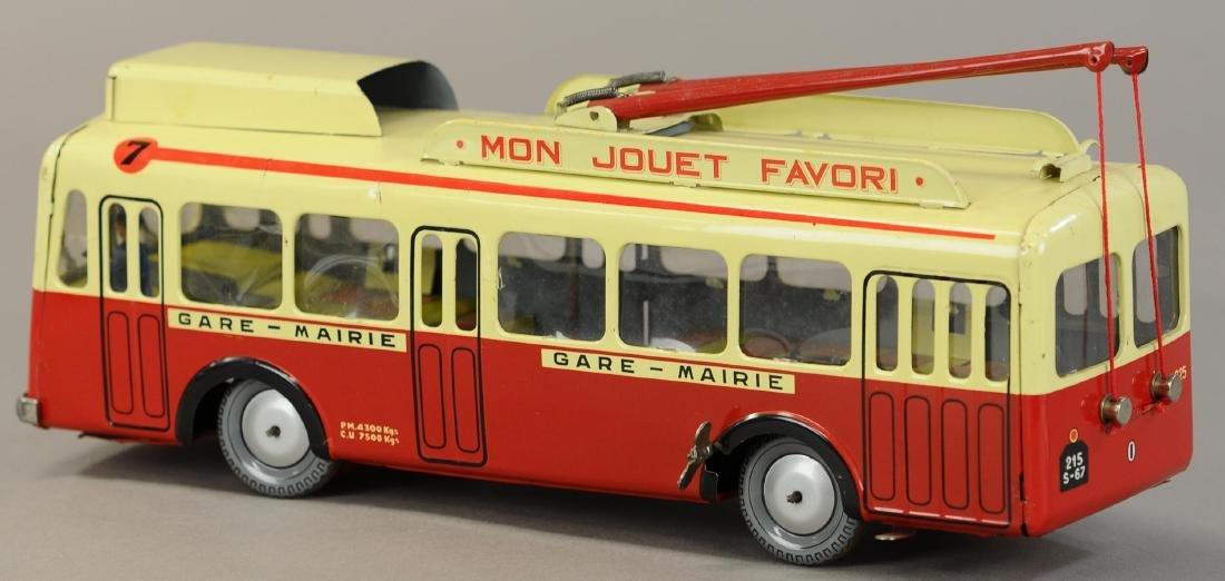 FRENCH BUS MON JOUET FAVORI - 3