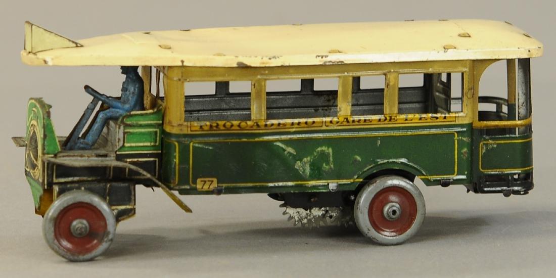 SMALL CHARLES ROSSIGNOL TROCADERO BUS