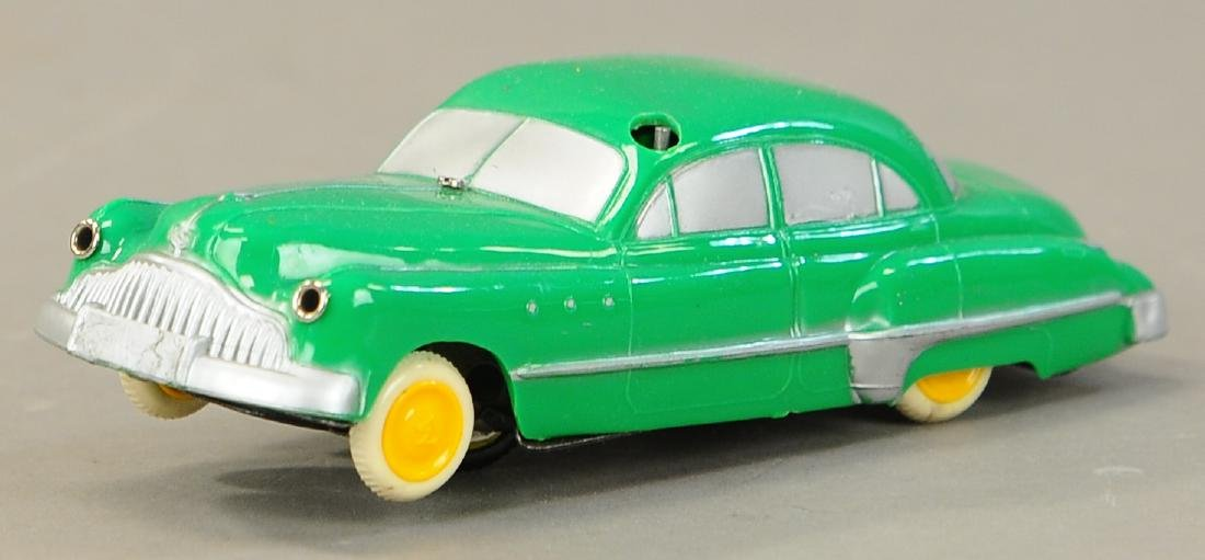 BOXED WITTROCK DENMARK WIND-UP BUICK 1947 - 2