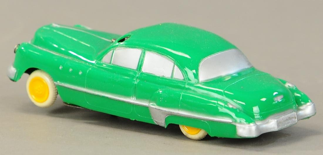 BOXED WITTROCK DENMARK WIND-UP BUICK 1947 - 3