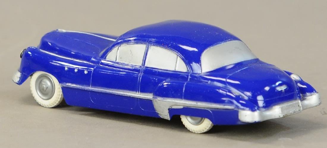 BOXED WITTROCK DENMARK WIND-UP BUICK - 3