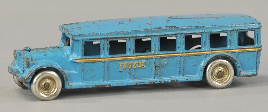 SMALL ARCADE FAGEOL BUS
