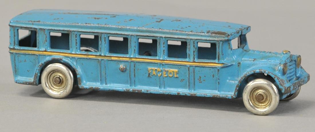 SMALL ARCADE FAGEOL BUS - 2