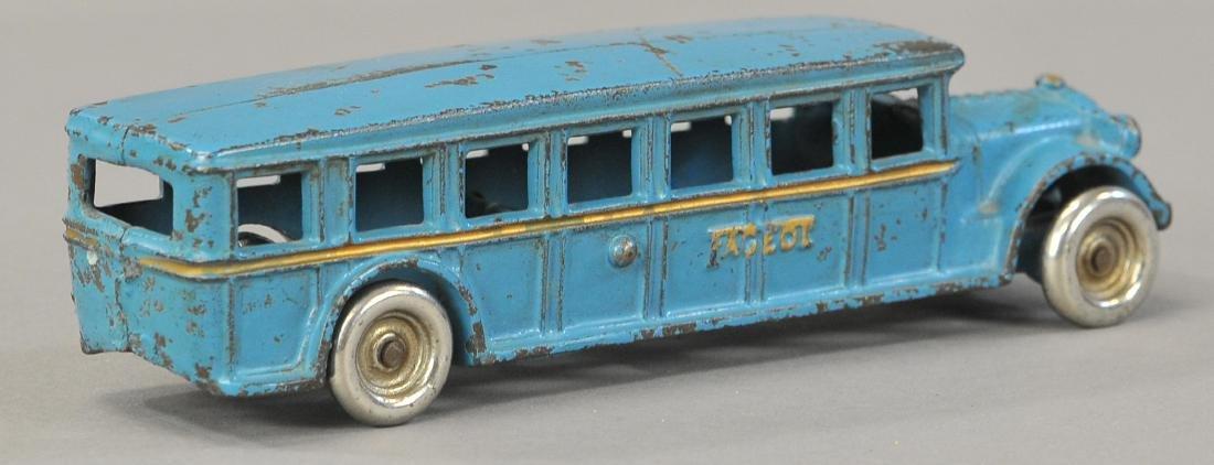 SMALL ARCADE FAGEOL BUS - 3