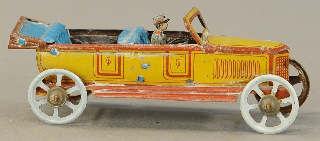 FISCHER TOURING CAR PENNY TOY