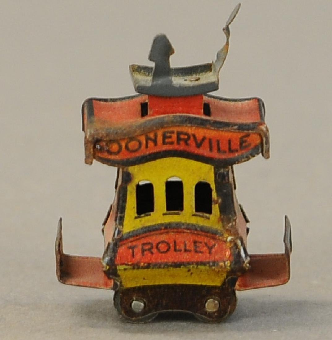 TOONERVILLE TROLLEY PENNY TOY