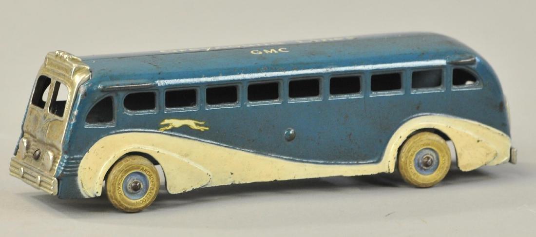 ARCADE GMC GREYHOUND BUS - 2