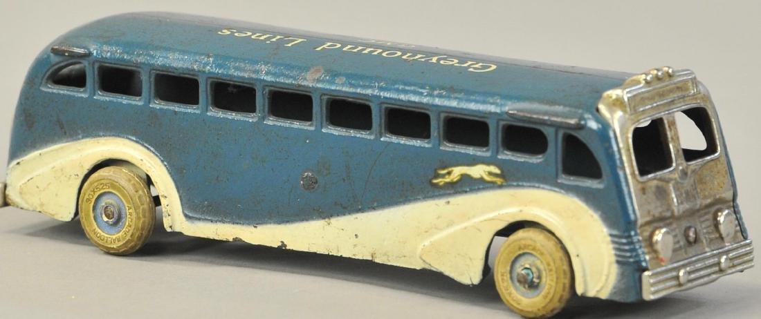 ARCADE GMC GREYHOUND BUS - 3