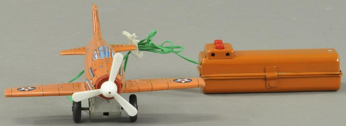 MARX REMOTE CONTROL AIRPLANE - 2