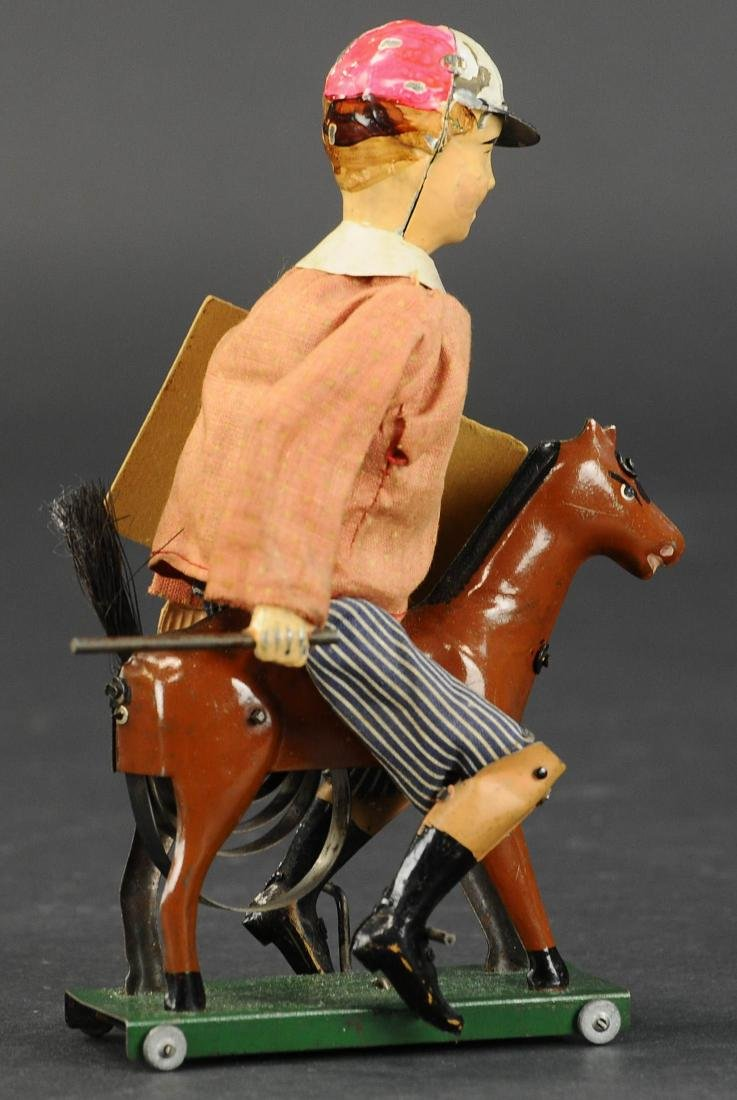 MARTIN LINTREPIDE JOCKEY WITH BOX - 3