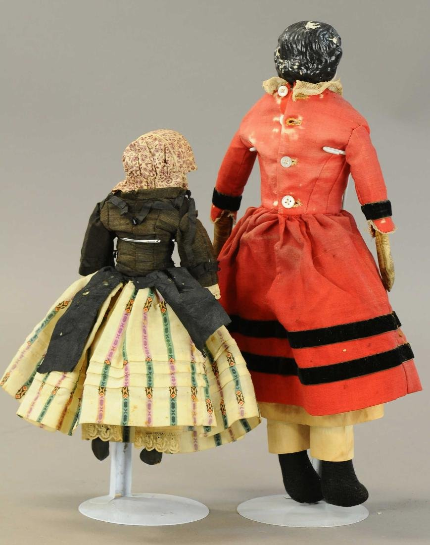 LOT OF TWO GREINER DOLLS - 3