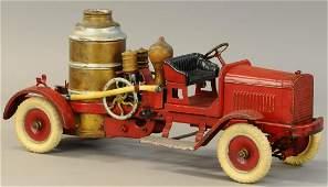 KINGSBURY FIRE PUMPER TRUCK