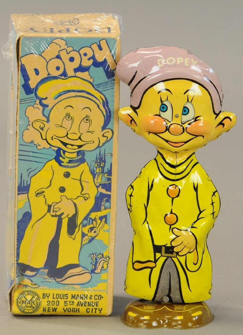 BOXED MARX DOPEY WADDLER