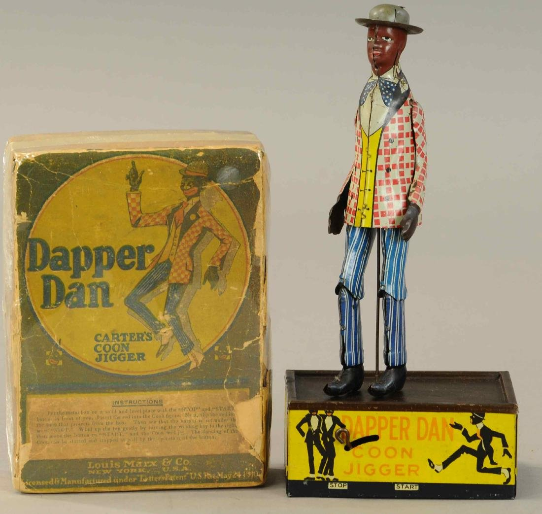 BOXED MARX DAPPER DAN