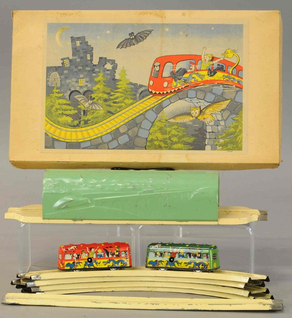 1920'S WIND-UP HALLOWEEN TRAIN